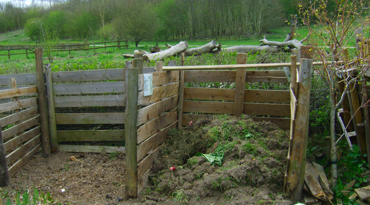 New Uncovered Compost Areas April 2015