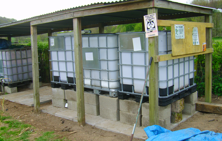 Three New IBCs Installed