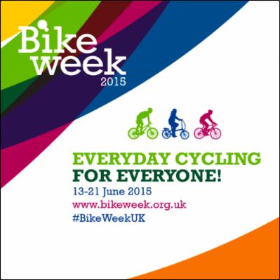 National Bike Week 2015