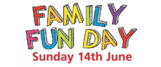 SHDC Family Fun Day Sunday 14th June 2015